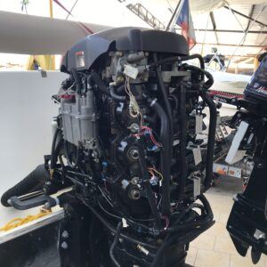 Mercury Optimax 225 Fuel/Air Regulator Diaphragm Replace