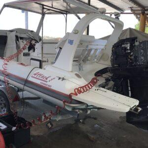 Hydraulic Steering Purge