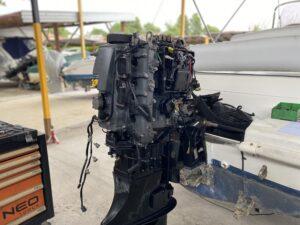 Suzuki DF70 Cylinder Head Repair