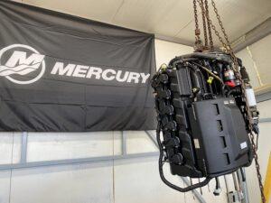 Mercury Verado powehead